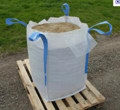 Bags for building materials