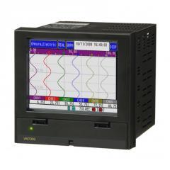 Graficzne rejestratory temperatury VM7003A, VM7006A, VM7009A, VM70012A (VM7000)
