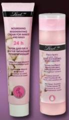 Produits cosmétiques pour le cou et le décolleté