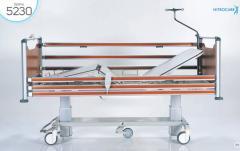 Łóżko szpitalne NITROCARE HB 5230 OPTIMA