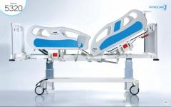 Łóżko szpitalne (OIOM) NITROCARE HB 5320 INTEMA
