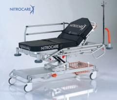 Bed transport - Pediatric NITROCARE NHS 880