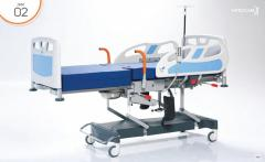 Delivery bed - chair Gynecological NITROCARE JMM