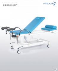 Γυναικολογική καρέκλα NITROCARE JMM 01
