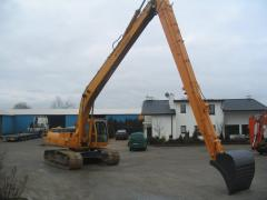 Hyundai long reach R 290 LC