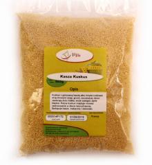 Wheat couscous porridge requiring no cooking