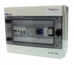 Szafa Automatyki central wywiewnych SAW-1RE