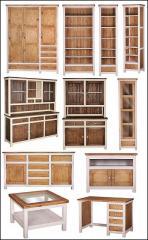 Meble z Drewna,Meble Drewniane,Producent mebli z Drewna - Kolekcja Modena
