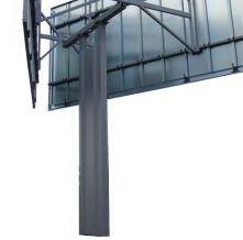 Konstrukcje wsporcze reklam i bilbordów.