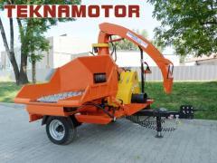 New Skorpion 350 RB wood chipper