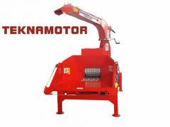 New Skorpion 250E /250EG wood chipper