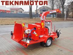 New Skorpion 250 SDT/P wood chipper