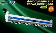 Air ionizers