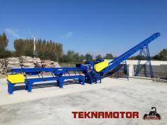 Новый лесопильный завод Skorpion 500EB