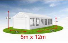 Namiot Professional 5x12x2,6m