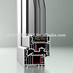 Okna PCV DPQ Thermo-82 na profili VEKA o najwyższych parametrach izolacyjnych