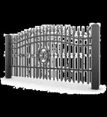 Kompleksowe systemy ogrodzeń posesyjnych LUX
