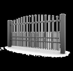 Kompleksowe systemy ogrodzeń posesyjnych PREMIUM