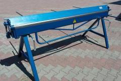 Manual pofile bending machines