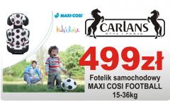 Fotelik samochodowy Maxi Cosi 15-36kg 4 ADAC Rodi