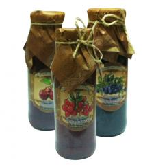 Blueberry syrups