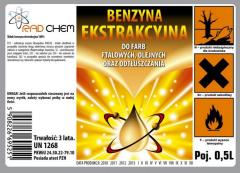 Petrol-solvent