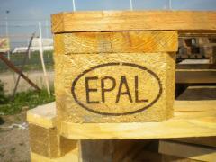Palety drewniane, palety epal