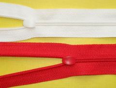 Zippers hidden