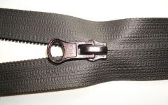 Zippers metal