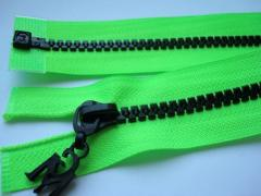 Zippers for bags