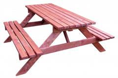 Stół piknikowy ławostół