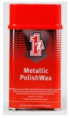 Delikatna i łagodna politura pielęgnacyjna dla wszystkich nowych i świeżych kolorowych lakierów metalizowanych, Metallic Polish Wax