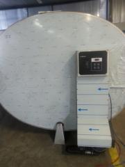 Zbiornik na mleko Nowy 8000L DeLaval ,