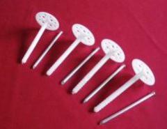 Kołki do styropianu z trzpieniem metalowym