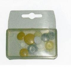 Pudełka plastikowe z zawieszką