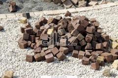 Kostka brukowa, elementy murarskie