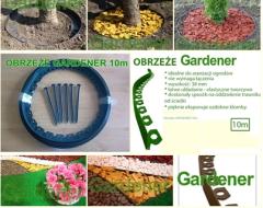 Obrzeże ogrodowe do trawników GARDENER