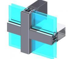 Fasady aluminiowe Morad AF-50