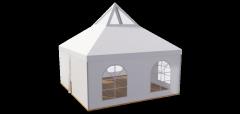Namioty ze świetlikami