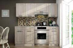 Zestaw nowoczesnych mebli dla kuchni Diana 1,8m, biały korpus