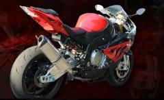 Wydechy motocyklowe wykonane ze stali nierdzewnej