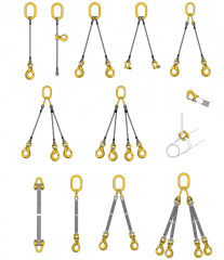 Hook suspension