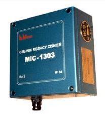 Czujnik różnicy ciśnień MIC1303