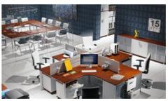 Funkcjonalne meble biurowe