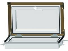 OKNO - element, konstrukcja zamykająca otwór w ścianie lub w dachu, służący do oświetlenia i przewietrzania pomieszczeń.