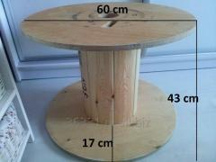 Bębny kablowe, szpule drewno+sklejka