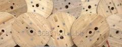 Bębny kablowe drewniane , szpule