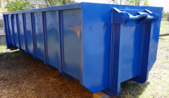 Containers, non-ferrous metals