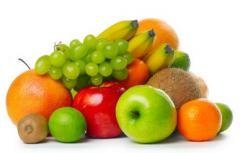 Mieszanka kandyzowanych owoców