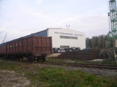 Centrum Magazynowo-Biurowe z Bocznicą kolejową
